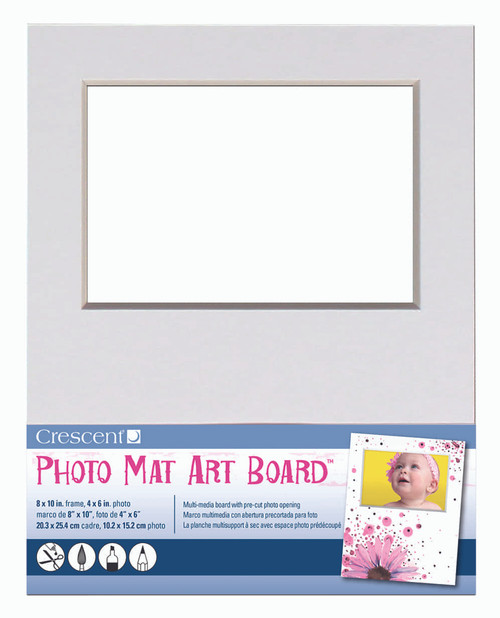 Photo Mat Art Board