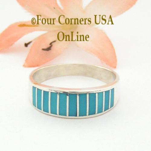 Turquoise Bridal Engagement Ring Sets - Navajo Wedding Rings ...