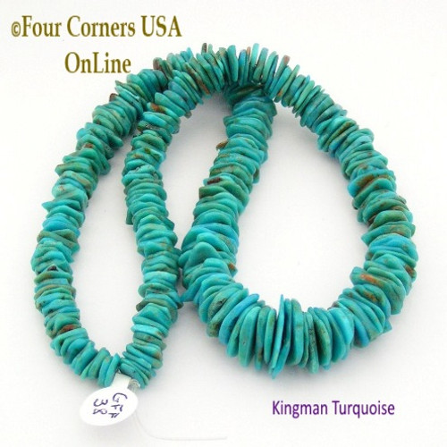 corners beads bead online kingman making usa four heishi supplies turquoise strands jewelry