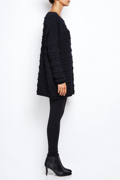 Sarah Pacini Bubble Sweater Dress 4