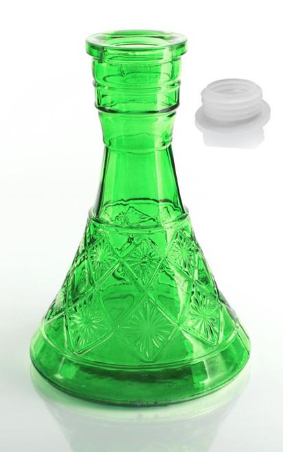 Green Vase Pyramid
