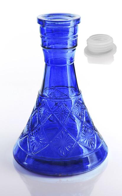 Blue Vase Pyramid