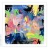Kate Barry Artist | Blue Heart limited edition art print