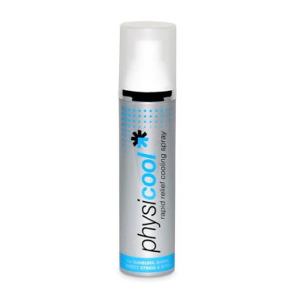 Rapid Cooling Spray (good for external heat)