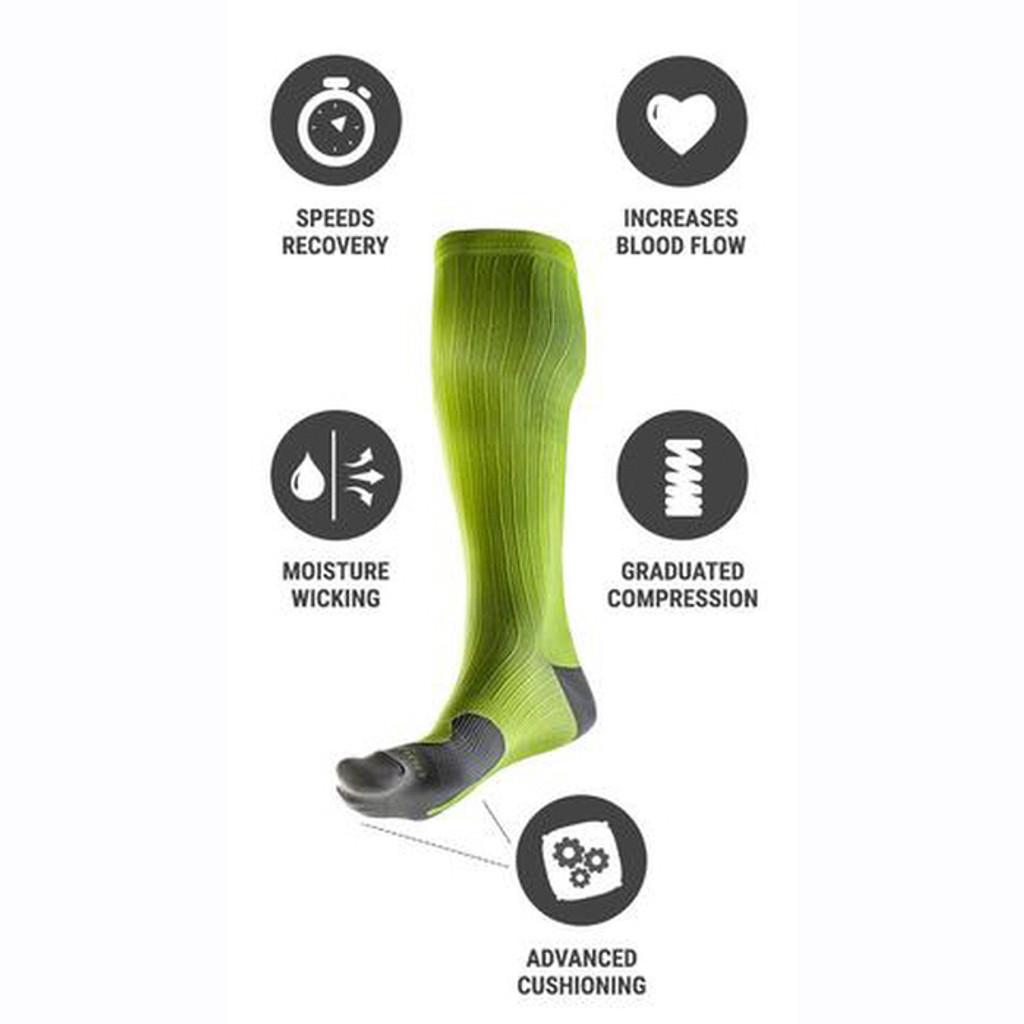Graduated Compression Socks - Dots