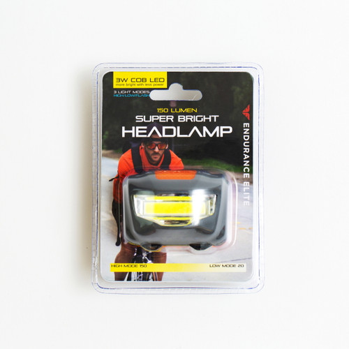 Super Bright Head Light - 3W COB LED