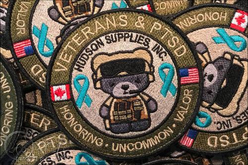 Hudson Supplies - PTSD Awareness