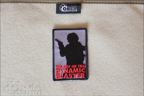 Art of the Dynamic Blaster - Morale Patch - Color