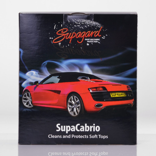 SupaCabrio Fabric Cleaner & Protector Pack