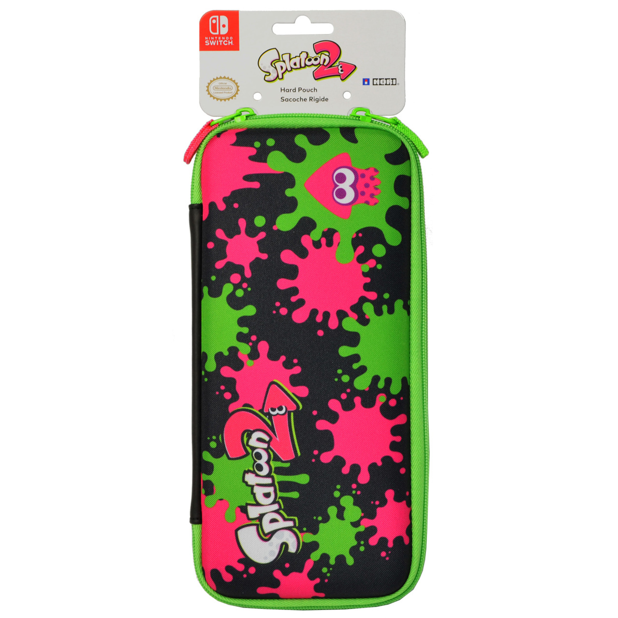 Splatoon 2 Hard Pouch for Nintendo Switch