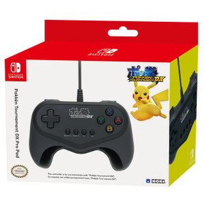 Pokken Tournament DX Pro Pad Wired Controller for Nintendo Switch
