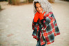 MERRY PONCHO PDF Sewing Pattern & Tutorial