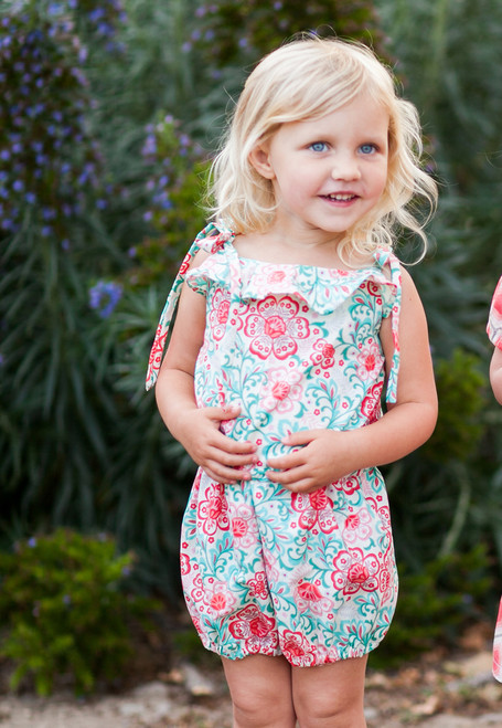 CANCUN ROMPER PDF Sewing Pattern & Tutorial