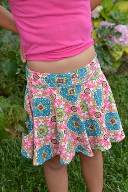 SIMPLE SKIRT PDF Sewing Pattern & Tutorial - Sew Sweet Patterns