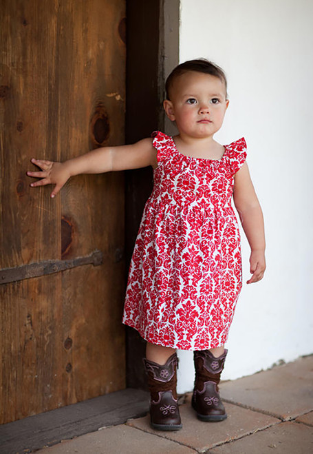 TATUM DRESS PDF Sewing Pattern & Tutorial