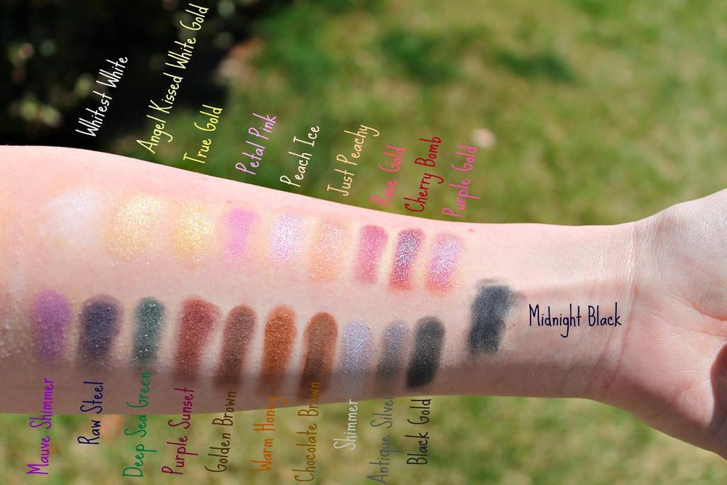 Vegan Mineral Eyeshadow - Shimmer