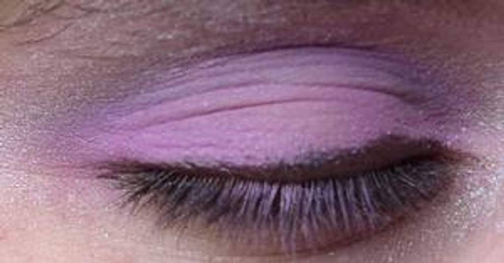 Vegan Mineral Eyeshadow - Pink Ice Storm
