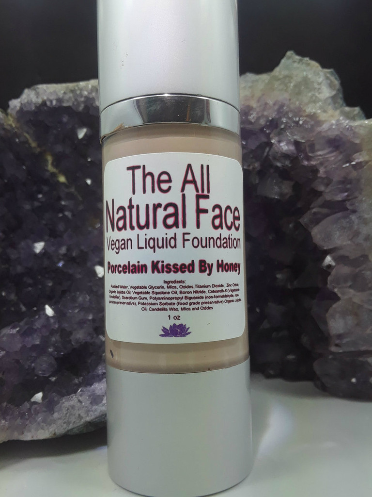 Vegan Liquid Foundation