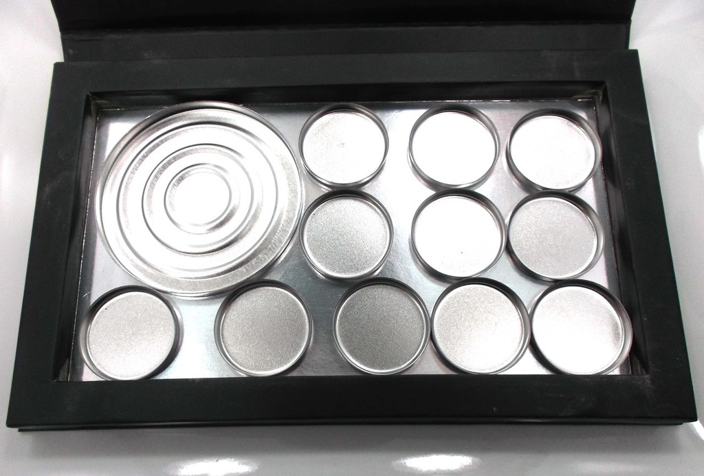 Empty Magnetic Palette
