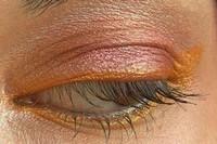 Vegan Mineral Eyeshadow - Lemon Ice