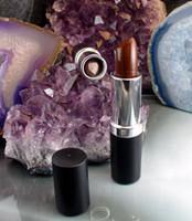 Vegan Lipstick in Dark Chocolate