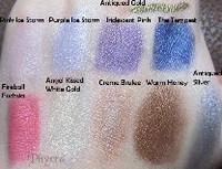Pressed Vegan Mineral Eyeshadow - Purple Ice Storm