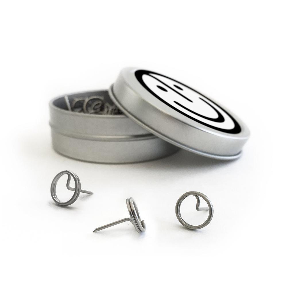 Pon Punctureless Push Pin