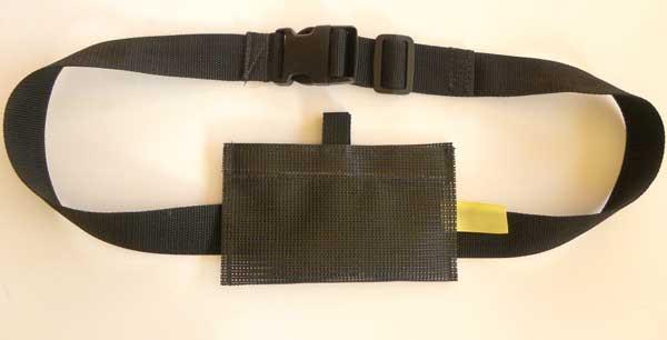 Portie Waist Belt Treat Bag