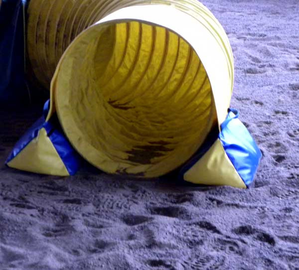 Our best performing bag when used on sand.