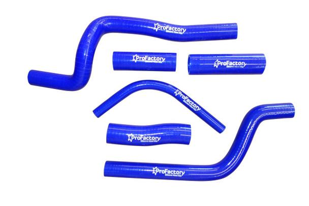 cr500 radiator hoses blue