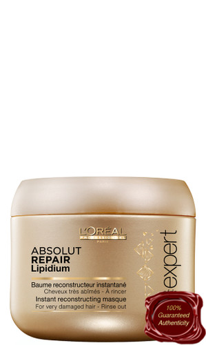 Loreal Professionnel | Absolut Repair Lipidium Instant Reconstructing Masque