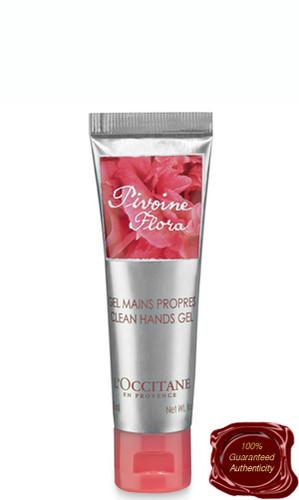 L'Occitane | Pivoile Flora Clean Hands Gel