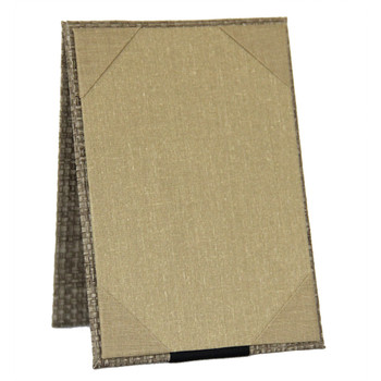 Bahama Weave Two View Table Tent
