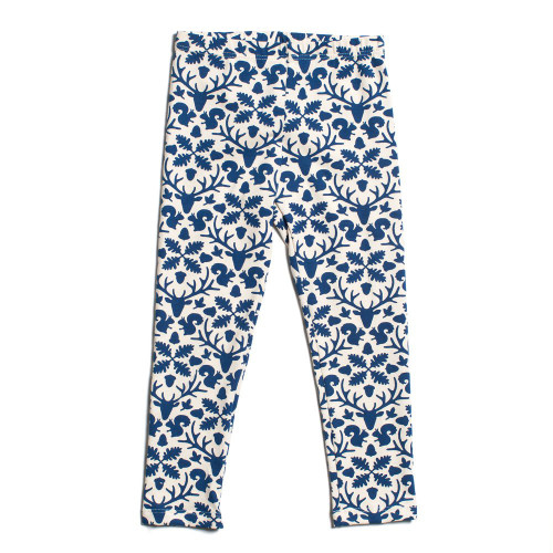 Organic Cotton Leggings, Animal Kingdom