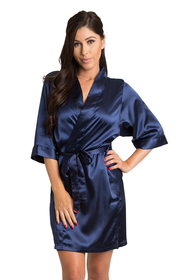Luxury Satin Robe