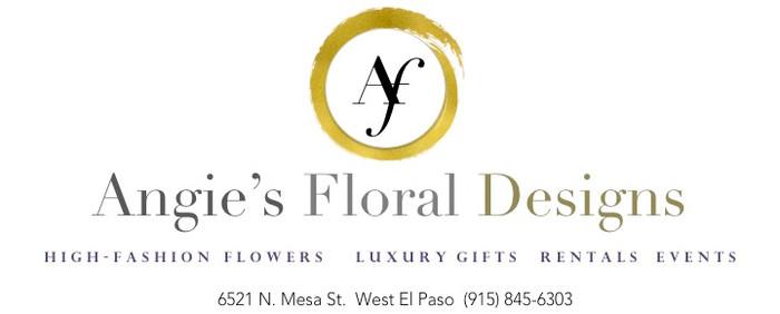 Angie's Floral Designs - El Paso Premier Wedding Florist