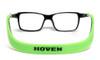 Hoven Eyewear MONIX in Black & Green :: Progressive