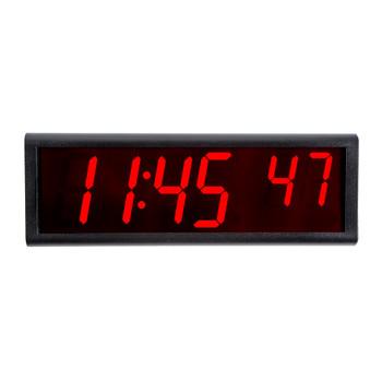 Inova On-Time Wall Clock ONT6BK