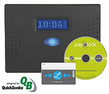 Lathem PC60 Proximity Time Clock and Time & Attendance System