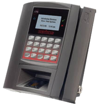 Maximus Fingerprint Biometric Time Clock from Accu-Time Systems