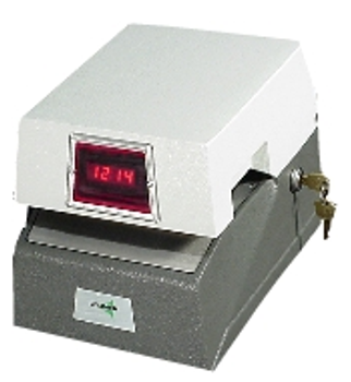Widmer 776D-LED Time & Date With 6 Digit Consecutive Number