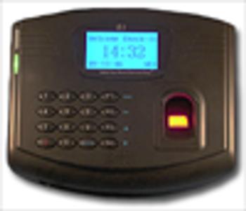 TimeTrak BIO100 Biometric Time Clock