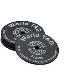 RFID Tag, 20mm diameter (Nova - GCS 8-Digit Number)