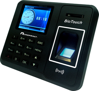 BioTouch Time Clock
