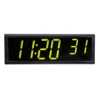 Inova On-Time Wall Clock ONT6BK-G