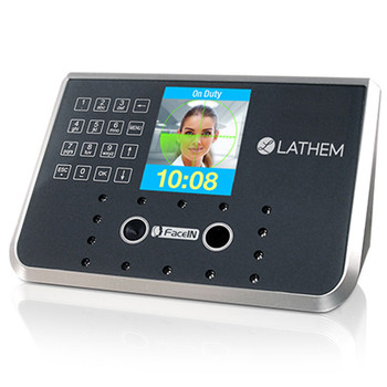 Lathem FR650 Facial Recognition Time Clock for Payclock Online