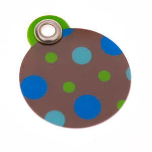 Round Writable Pet Tags - Over 30% off!!