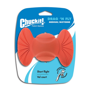 Chuckit! Medium Drag 'N Fly Ball (LAST 1)
