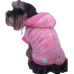 Polar Fleece Deluxe Pink