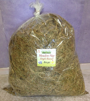Meadow Hay Single Biscuit